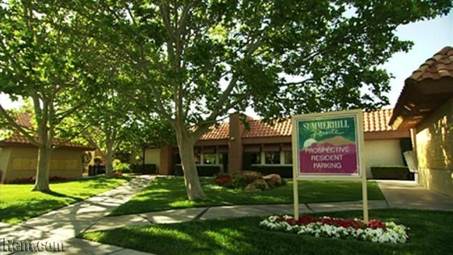 Summerhill Pointe Apartments Las Vegas Nv