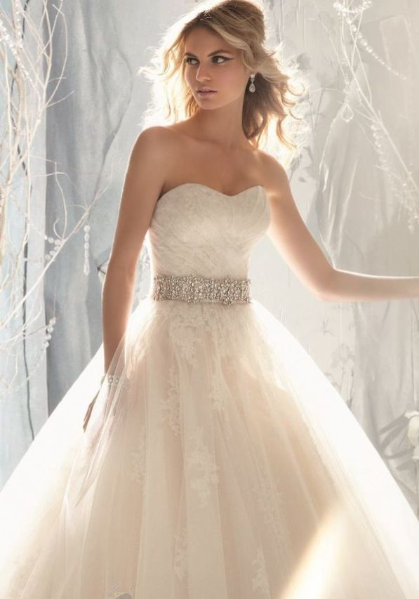 Beautiful Wedding Dress If I Want A Ball Gown For My
