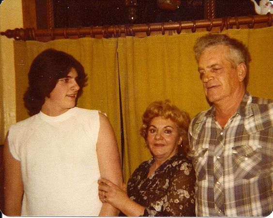 Peter with Mom & Dad: