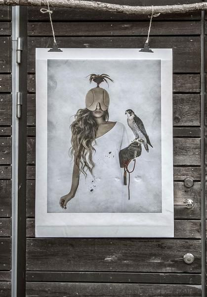 Love Warriors of Sweden 'Shangri La' print.  #onlinestore#homewares#homeware#decor#wallart#prints#lovewarriors