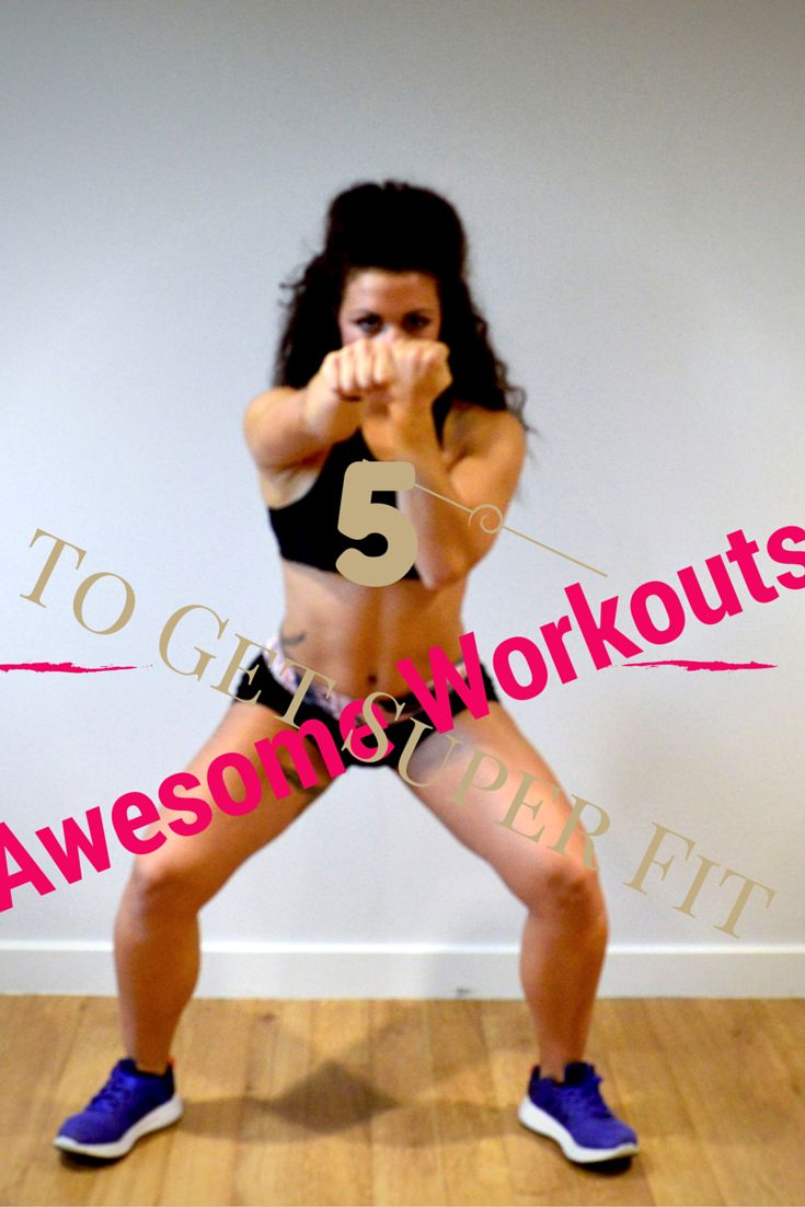 5 Awesome Workouts To Get Super Fit #workout #train #2activelab #training #hiit #tabata #hard #fit #fitness #fitnessblogger