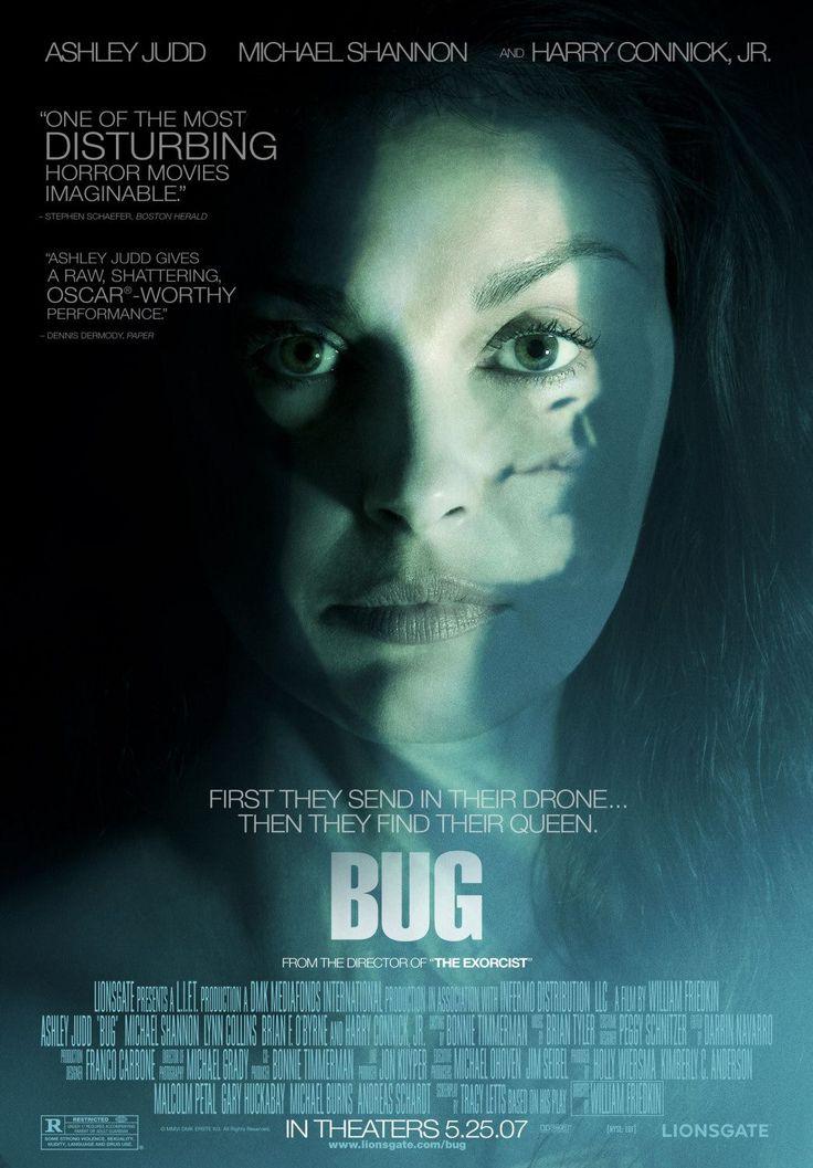 Bug (2006) - What a strange, strange movie ...