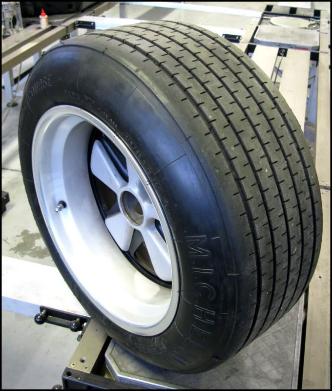 Michelin Tb15 Street Legal Vintage Race Tire