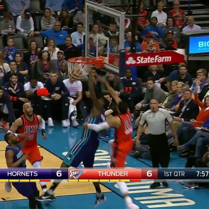 When you play with Russell Westbrook, you GET DUNKS.