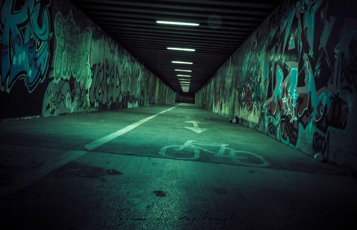 tunel by Wojtek Guzikowski on 500px