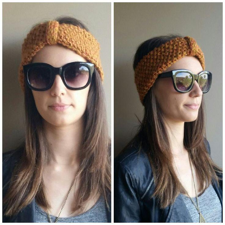 Woolen headband by Mignonne! ❤