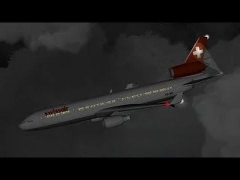Watch SwissAir Flight 111 crash documentary - Fire in the cockpit