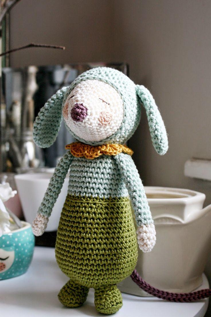 Commande #crochet #amigurumi