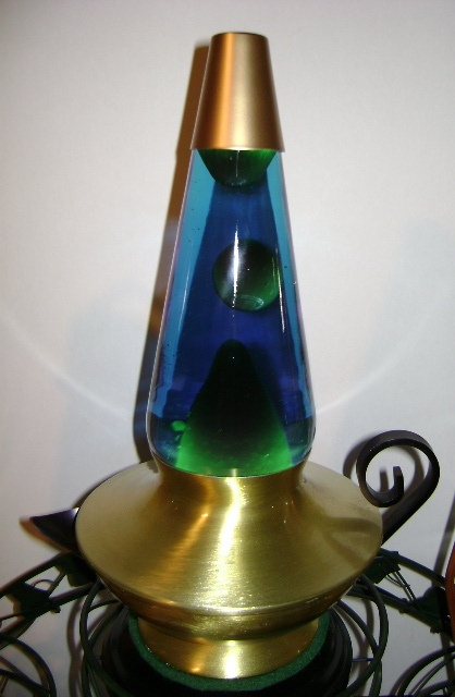 Vintage Aladdin Lava Lamp This One Is Still On The Wish