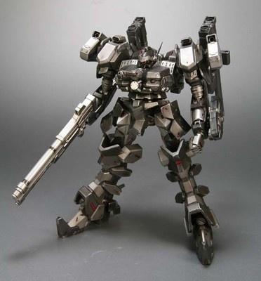 ARMORED CORE Main Core Type CR-C90U3 DualFace Full Armored ROBOT Model $50.00