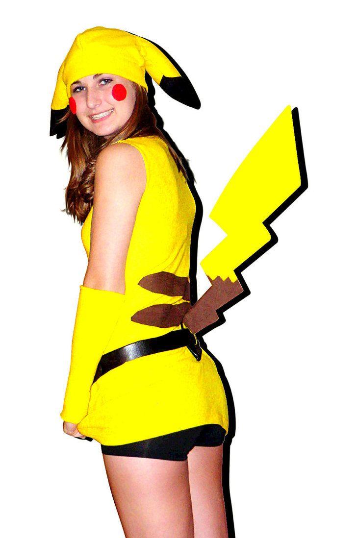 pikachu cosplay by istoleyourshiny on deviantart - Pikachu Halloween Costume Women