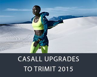 The Swedish company Casall has been using TRIMIT Fashion for more than 5 years. They take full advantage of the industry-specific features and functions