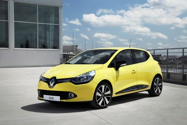 New Renault Clio 2013