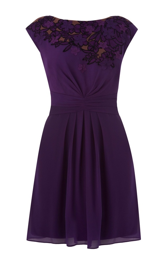 17 Best ideas about Purple Party Dress on Pinterest | Short party ...
