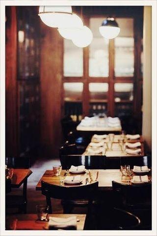 bohemian restaurant NYC