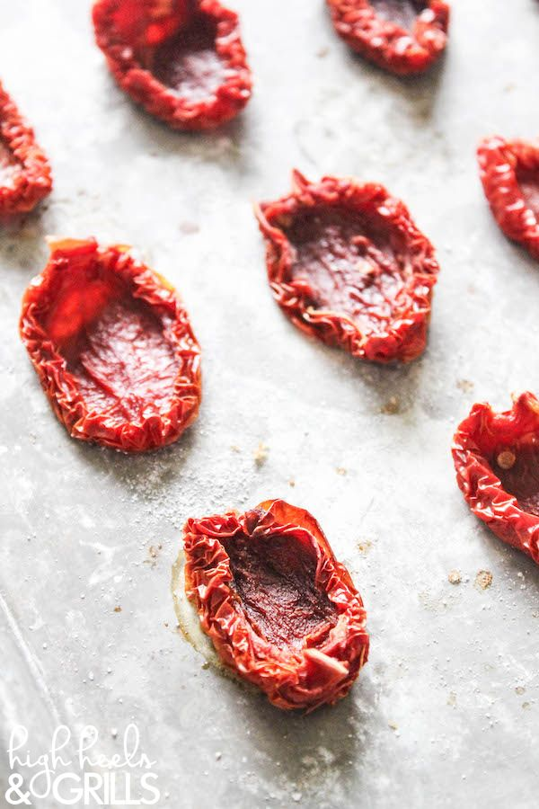 Learn How to Make Sundried Tomatoes with this super easy recipe! It's amazing how delicious and fresh they taste when you make them yourself.