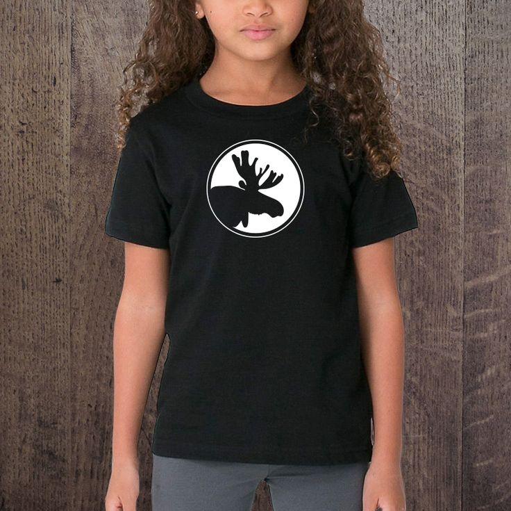 Moose | T-Shirt | Kids