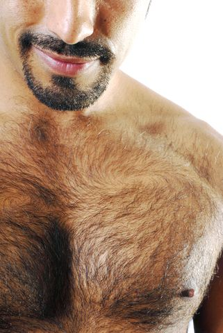 Manscaping- Body Hair Trimming for men. If its a male waxing treatment or some hair trimming. Available as part of a male grooming package at www.jackdunn.co.uk
