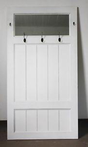 Zimmertür weiß holzmaserung  Die besten 25+ Garderobe antik Ideen auf Pinterest | antike Türen ...
