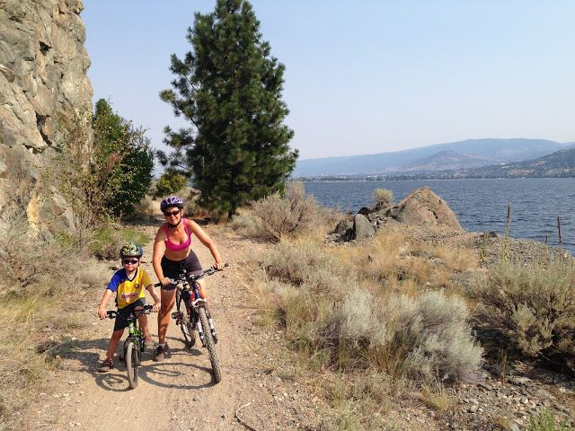 """Check out these suggestions for the best """"bike base camps"""" where you can ride without ever leaving your campground."""