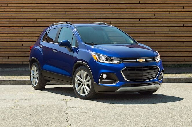 11 Well Equipped Suvs Under 25 000 Chevrolet Trax Small Suv