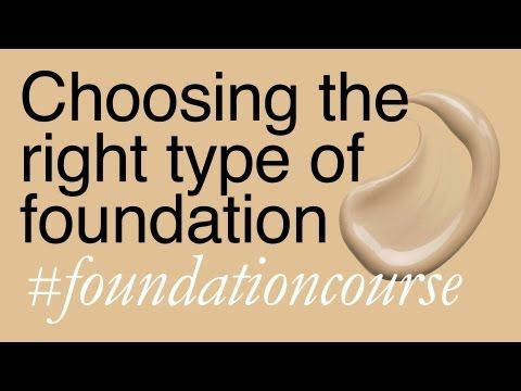 Choosing The Right Type Of Foundation By Lisa Eldridge