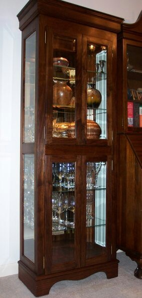 20 Best Images About Curio Cabinets On Pinterest China