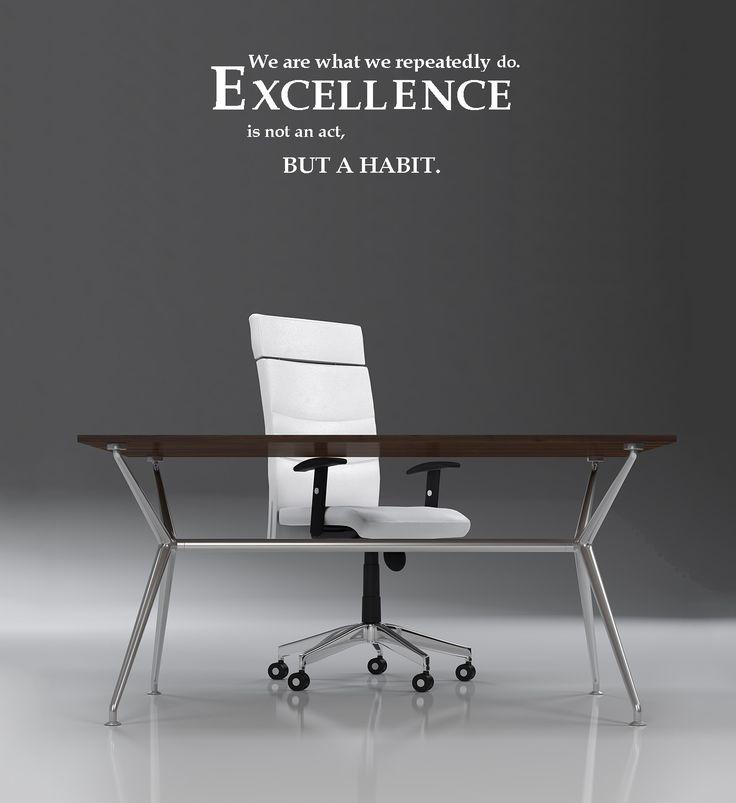 @WorkzoneOF Executive desk with Orbit legs.