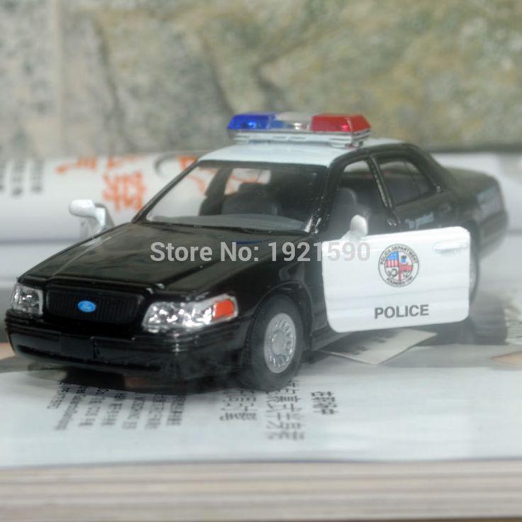 5 шт./упак. Новый Kingsmart 1/42 Масштаб США Ford Crown Victoria Police Серия Литья Под Давлением Металл Вытяните Назад Автомобиль Модели Игрушка