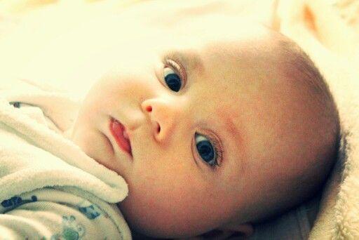 Marci baby photo