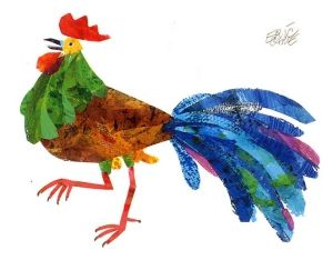Eric Carle,Rooster,1985
