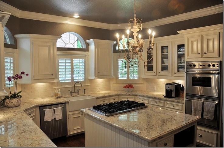 Böyle bir mutfağa sahip olmak istemez misiniz?