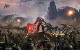 Halo Wars 2 Atriox Battlefield 4K