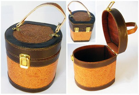 Bohemian Rhapsody: Cute 1970s horseshoe-shaped bag in great vintage condition. Check out www.eleanorhalljewellery.com for more great vintage finds.