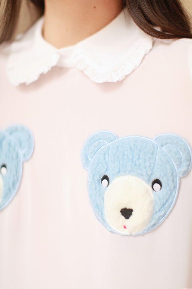 Vivetta bear dress 7