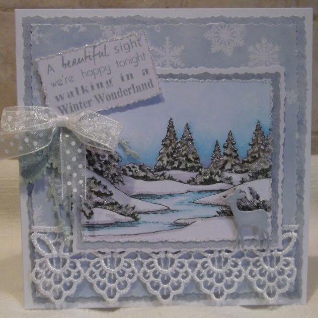 ink'n'rubba: Winter Wonderland