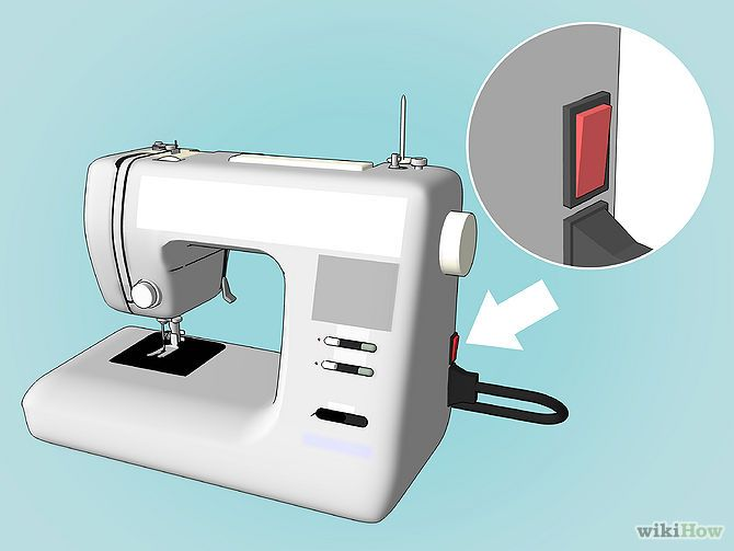 Sewing machines can look frighteningly complex to those of us who don't know how to use them. However, don't let the fear of an unknown mach...