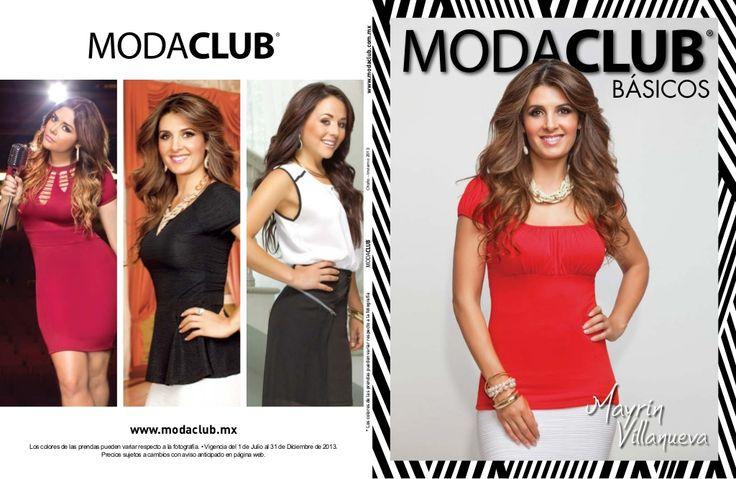 j) Catalogo modaclub basicos otoño invierno 2013 con mayrin villanueva. Visita www.catalogomodaclubropa.com