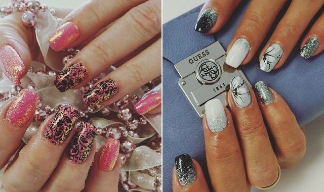 Kunstnagels en nailarts in de salon on http://www.beautynailsfun.nl/2016/07/kunstnagels-en-nailarts-in-de-salon-12/