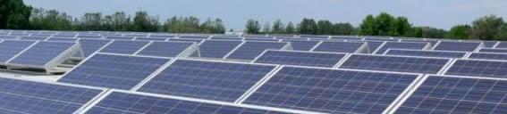 Lambda FlatFix: Solar PV panel mounting system for flat roofs