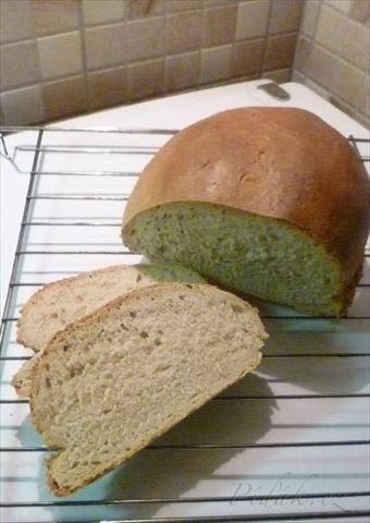 Obrázek z Recept - Domácí chlebík podle Anetky