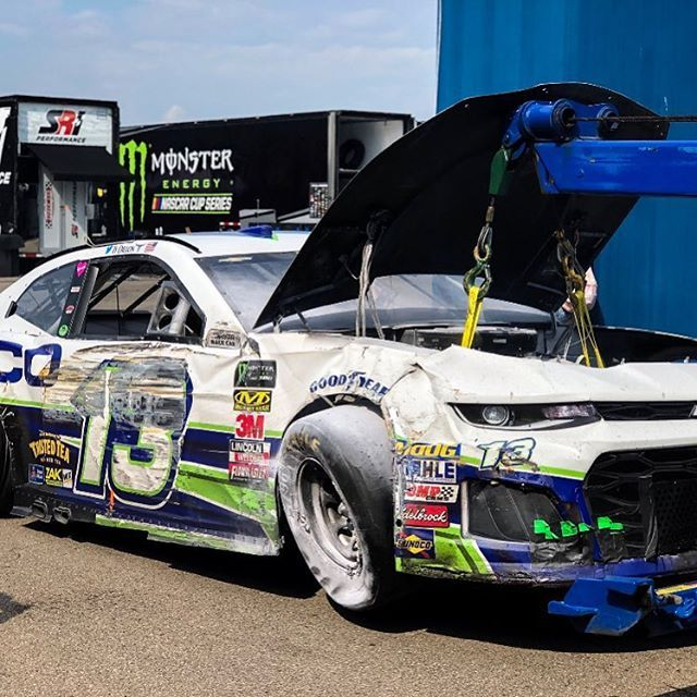 Ty Dillon Hello Geico My 2018 Chevrolet Camaro Zl1 Was Involved In A Accident May I Speak To A Geico A Chevrolet Camaro Zl1 Nascar Memes Nascar Cup Series