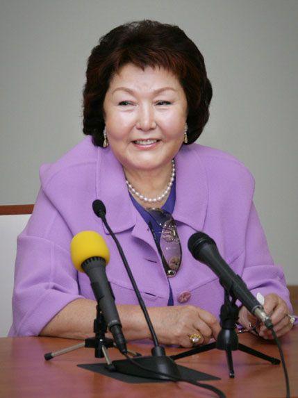 Сара Назарбаева жена президента Казахстана