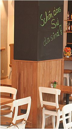 Restaurant / Bar Erbgut in Frankfurt Sachsenhausen - das moderne Wirtshaus