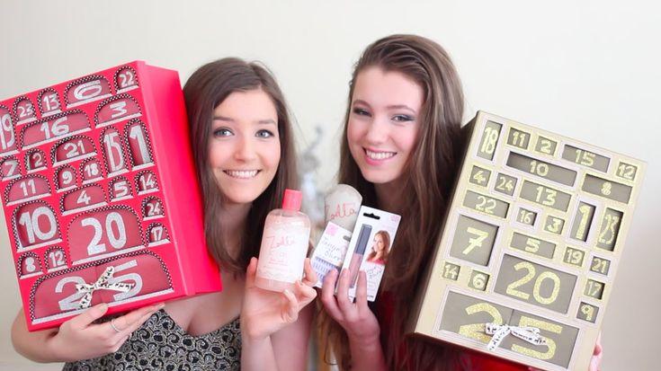Beauty Advent Calendar Tutorial | Benefit inspired DIY
