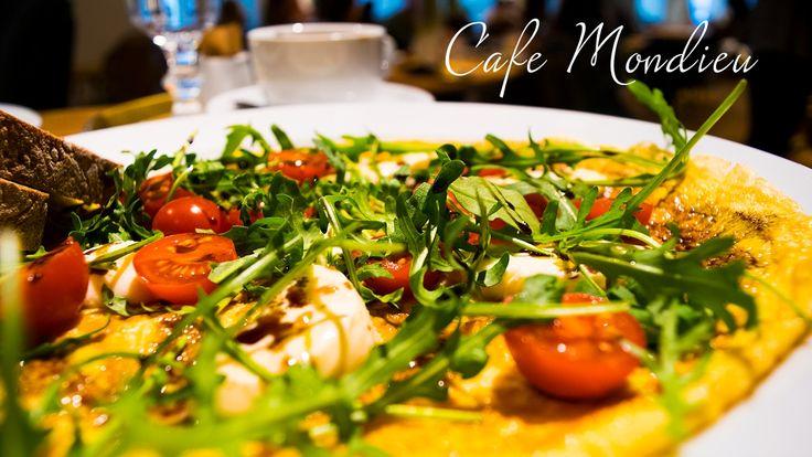 Cafe Mondieu Bratislava - YouTube