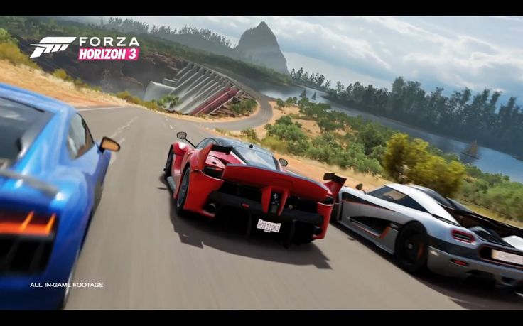 Forza Horizon 3 - E3 2016 | Trailer