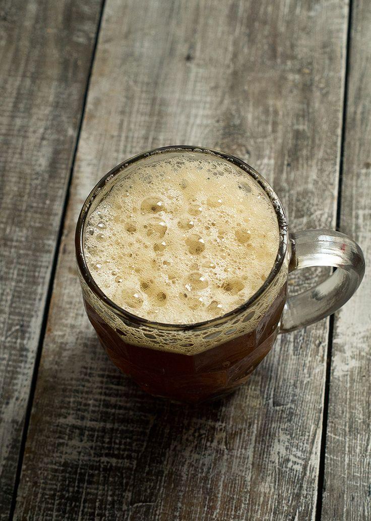 CERVEZA DE RAÍZ A LA ANTIGUA, Rústica Blog| fácil y deliciosa; uien no recuerda esta bebida de antaño ;)