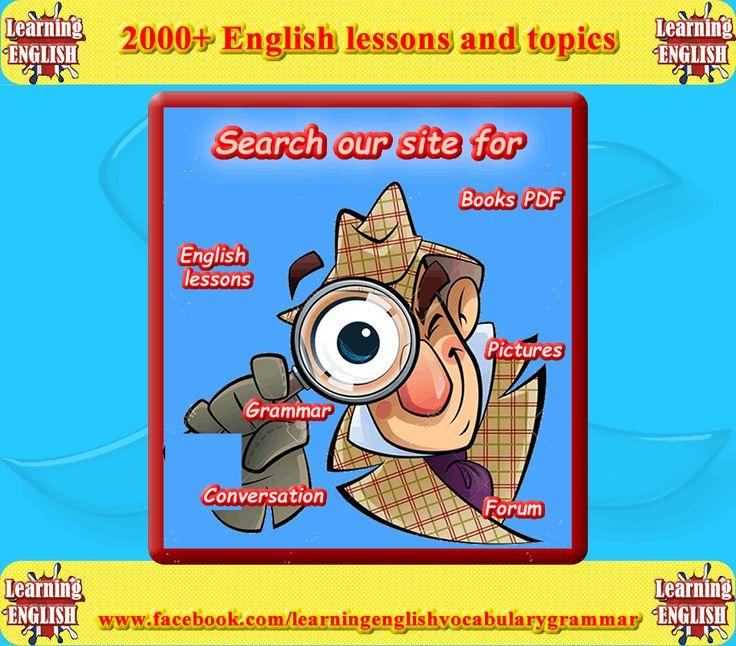 Learn English speaking FREE with TalkEnglish.com