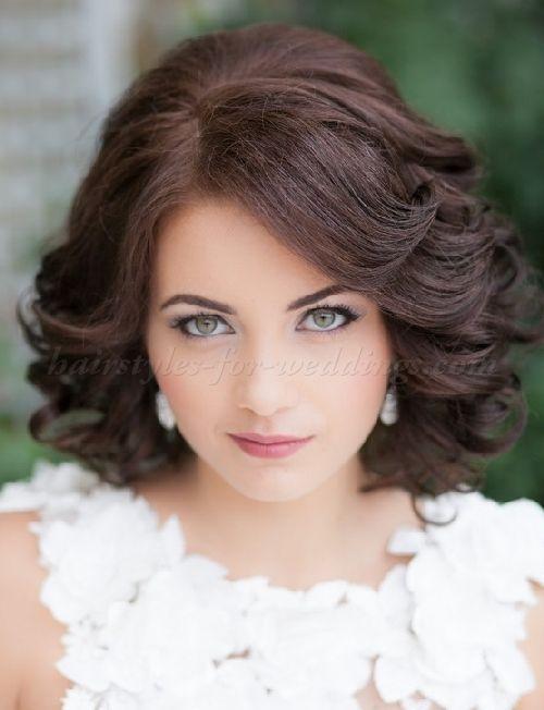 Hairstyles For A Wedding Guest With Medium Length Hair : Best 25 medium wedding hair ideas on pinterest length
